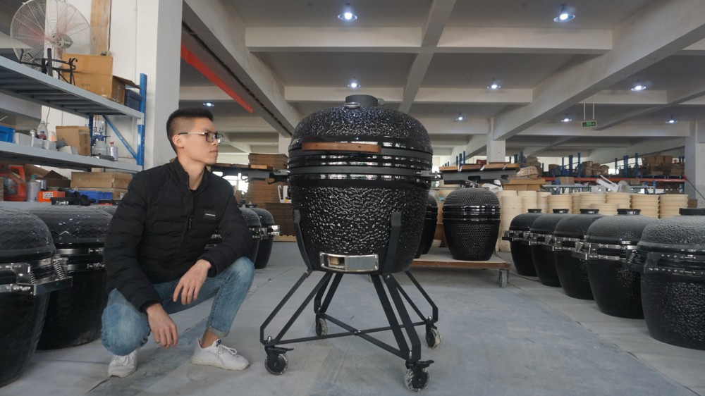 NEW PRODUCTS RELEASE! LARGEST KAMADO EVER!